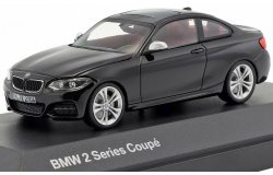 BMW 2 F22 2014 1:43 zwart. M336868