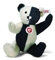 Steiff Teddybear Pierrot.  EAN 037511