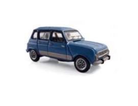 RENAULT 4 GTL CLAN 1987 1:87 Nor510085