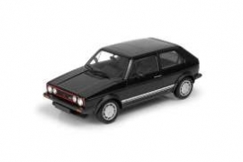 Welly18039bk VW Golf GTI  1:18
