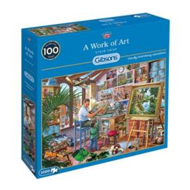 A work of Art (1000) G6266