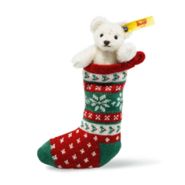 Steiff  Mini Bear in Sock. EAN 026768