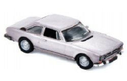 PEUGEOT 504 coupe 1971 1:87 Nor475462