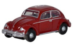 VW Beetle, Ruby Red. NVWB002