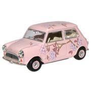 Mini Car Pink Floral (OxMIN014N)