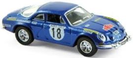 Renault Alpine A110 Rallye 1973 1:87 Nor517815