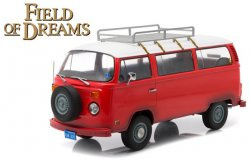 "VW TYPE 2  BUS 1973 ""FIELD OF DREAMS ""1:24 GL84034"