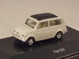 Fiat 500 1:87 Sch26058