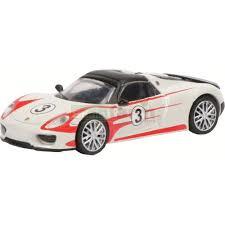"""Porsche 918 Spyder """"Salzburg Racing Design""""  Sch.26140"""