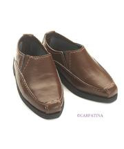 CART-4   Brown Loafers