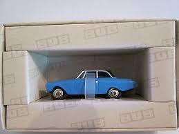 "Ford Taunus 17M ""Badewanne"" 1:87 BUB6400"