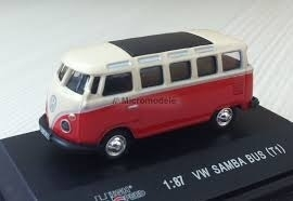 VW Samba bus (T1)   1:87 MC92328