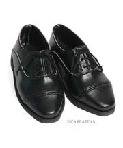 Adam-04 Black Oxford shoes