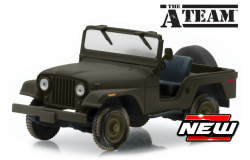 Jeep CJ-5 The A-Team 1:43 GRE86526