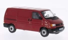 VW T4Transporter red. 1990   1:43 PrCl13201