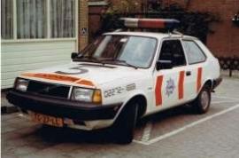 """IxoT9-43058 """"Politie Wieringerwerf"""". (1e kwartaal 2015)"""
