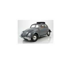 Welly18040gy  VW Clas. T1 Beetle with sunroof. 1:18