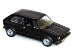 Golf I GTI 1976, black  1:43 Nor840078