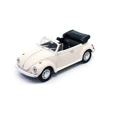 VW Beetle 1972  1:43 LCD43220Cr