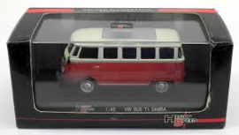 VW T1 Samba Bus 1:43 MC43KFB12S