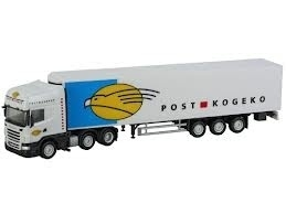 Scania R K.Sz. Post Kogeko 1:87 DeKL/H1795