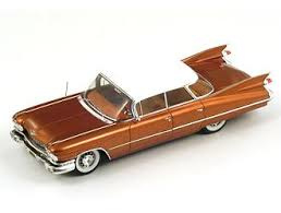 "Cadillac ""Sedan de ville"" 4W 1959 1:43 Sp2915"