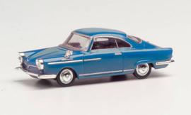 NSU Sport Prinz, blauw. 1:87 H024396-003