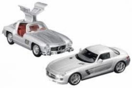 2458 Set MBSLS AMG & 300SL