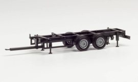 Tandem Anhanger chassis 1:87 H085274