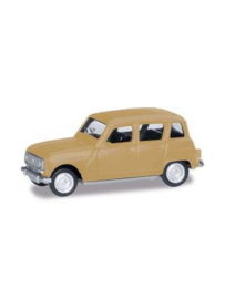 Renault R4, beige  (H020190-007)