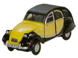 NCT002 Citroen 2CV Charleston