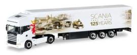 Scania 164 Schubboden-Sattelzug 125j.  (H306454)
