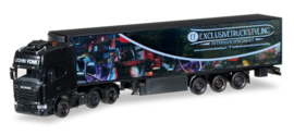 "Scania R 13 TL  Szg ""John Vonk"" (NL) 1:87 (H307000)"
