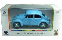 VW Beetle 1967 1:24 LD24202