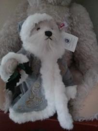 Steiff  Christmas Teddybear. EAN 021671