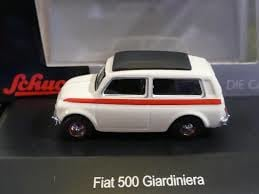 Fiat 500 Giardiniera 1:87 Sch00261