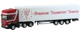 Scania Steghuis Transport Twente. 1:87 DeKl/H1785