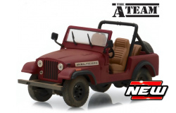 Jeep CJ-7 &quot. The A-Team 1:43 GRE86528