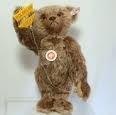 Steiff Teddybeer met Roloplan. EAN 653452