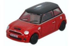 New Mini Chili Red Oxford NNMN001