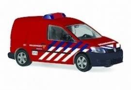 VW Caddy Brandweer Amersfoort. 681 1:87 Ri52905