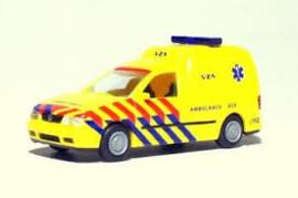 VW Caddy VZA 828 1:87 Ri50849