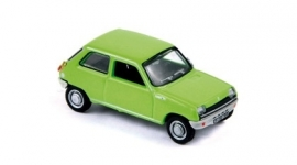 Renault 5 1972 - Green 1:87 Nor510516