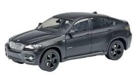 """BMW X6 """"concept black"""" 1:43 Sch07209"""