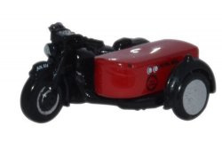 BSA SIDECAR ROYAL MAIL (OxNBSA003)