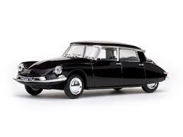 Citroën DS19 1956 Black (Vit23504)