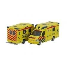 MB  Ambulance Friesland 02-136 1:87 Ri686032