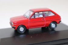 Ford Fiesta Mkl Venetian Red Oxf76FF001