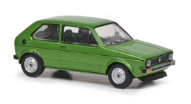 VW Golf I, groen. 1:87 (S26602)