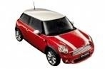25846. Mini Clubman, red.